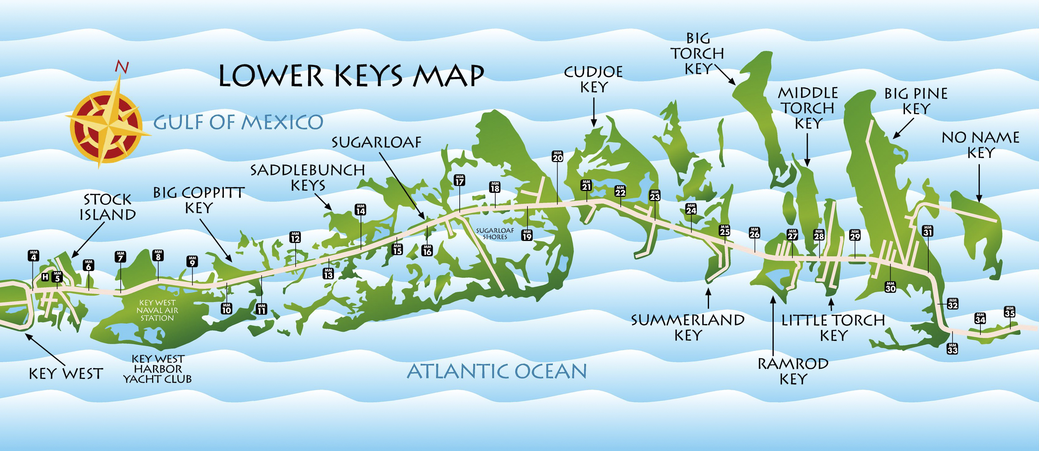 Diagram Collection World Map Key West More Maps Diagram And - Florida keys map pdf