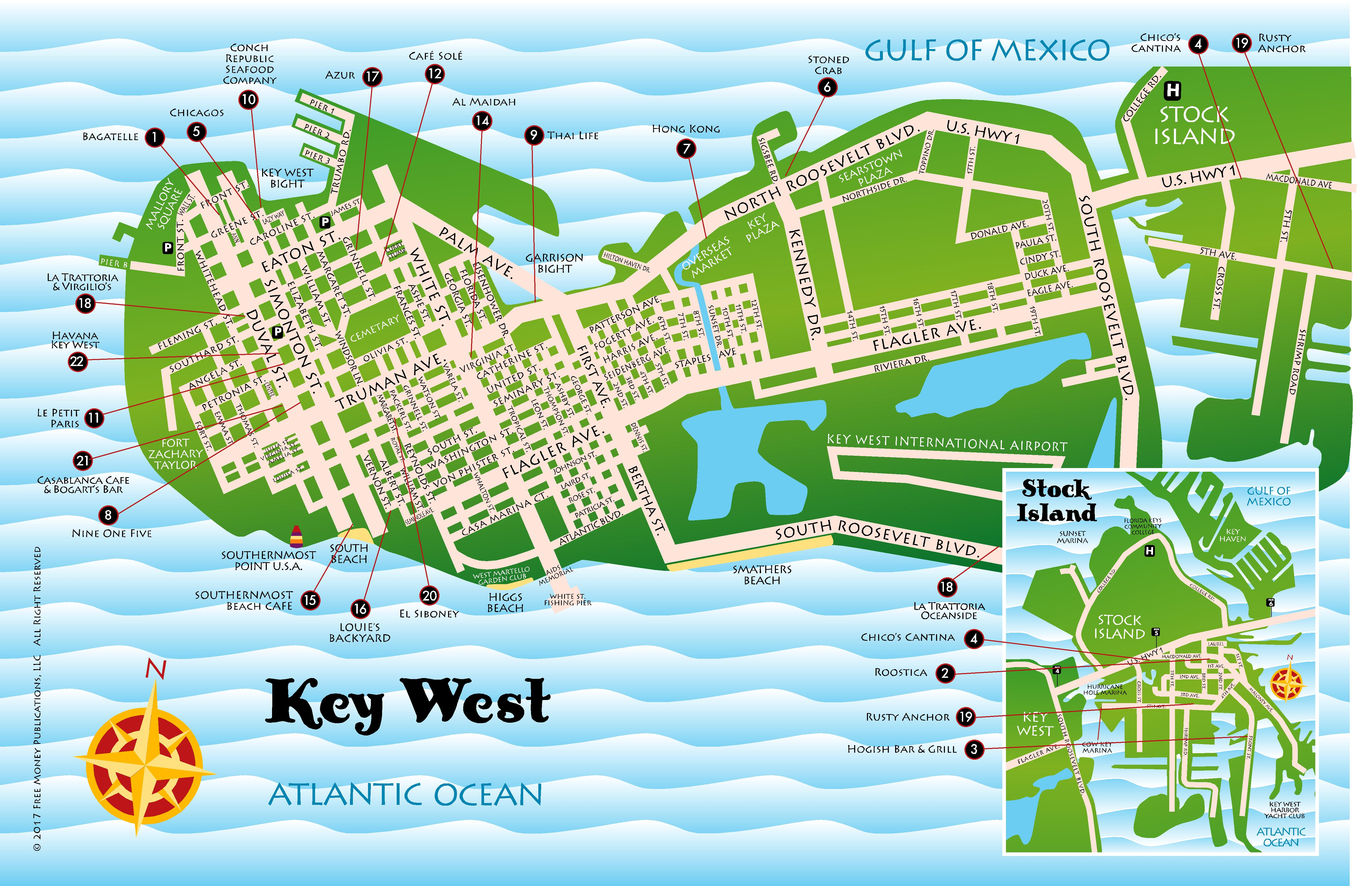 a study of the island of key west This report summarizes the major findings of the west-central florida coastal studies project which was funded by the united states geological survey this project was a co-operative five-year venture designed to conduct a geologic framework study of a barrier-island coastline and its adjacent.