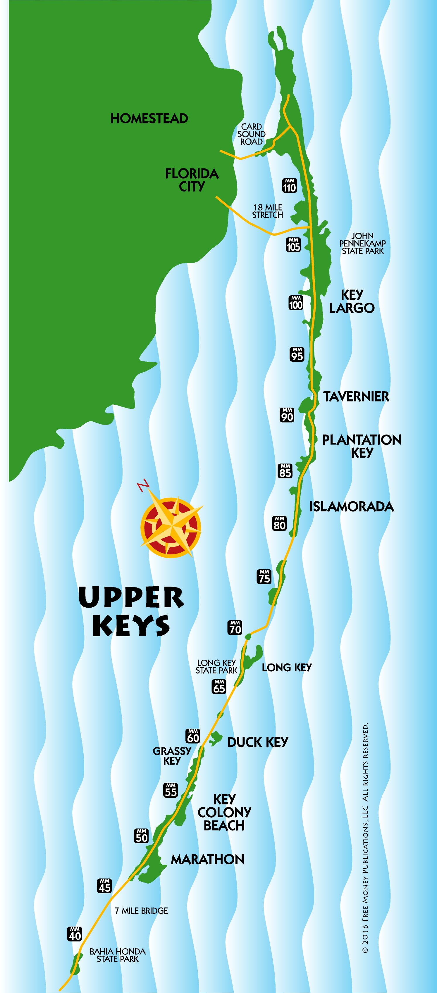 Map Of Florida Keys And Key West.Maps Key West Florida Keys Best Key West Restaurant Menus Key
