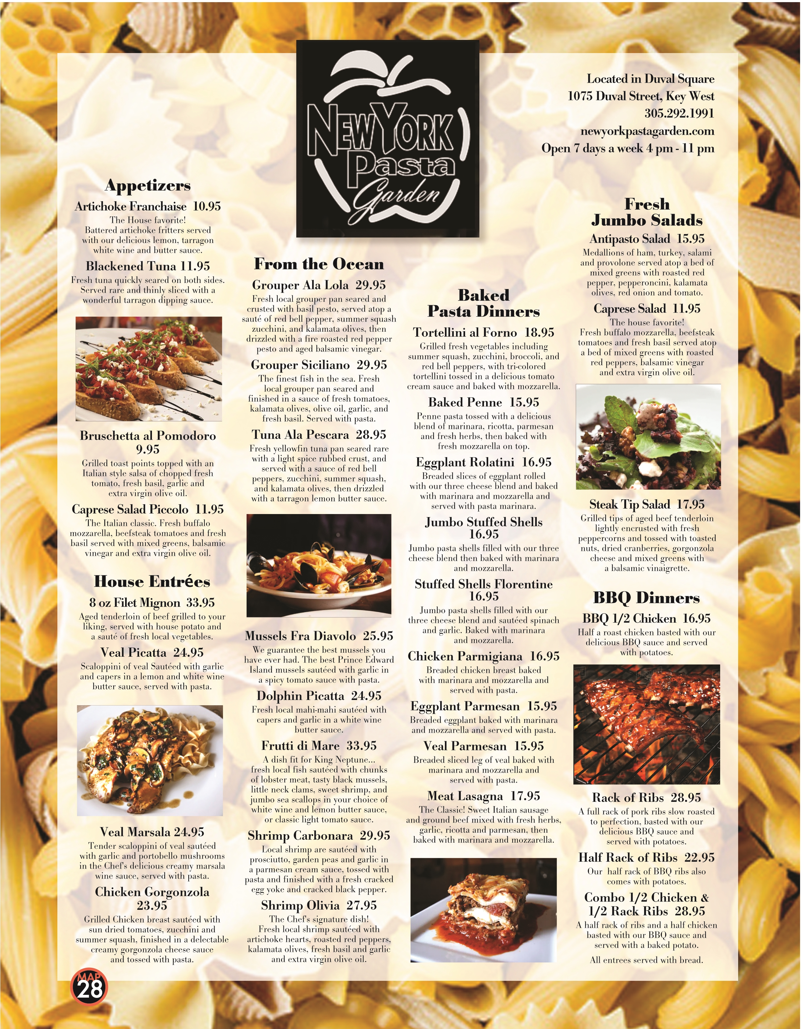 Best Key West Restaurant Menus Key West Florida Best Menu Dining Guide To A Wide Variety Of The Finest Restaurants In Key West